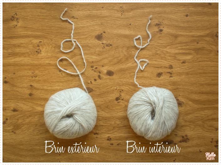 Astuce tricot