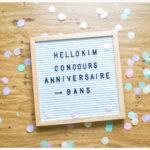 <span>HelloKim fête son anniversaire</span> avec La Petite Épicerie