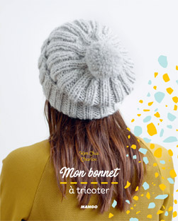 Coffret Bonnet à tricoter, Kim Chui