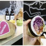 <span>Table</span> Vous connaissez le burrito version sushi ?