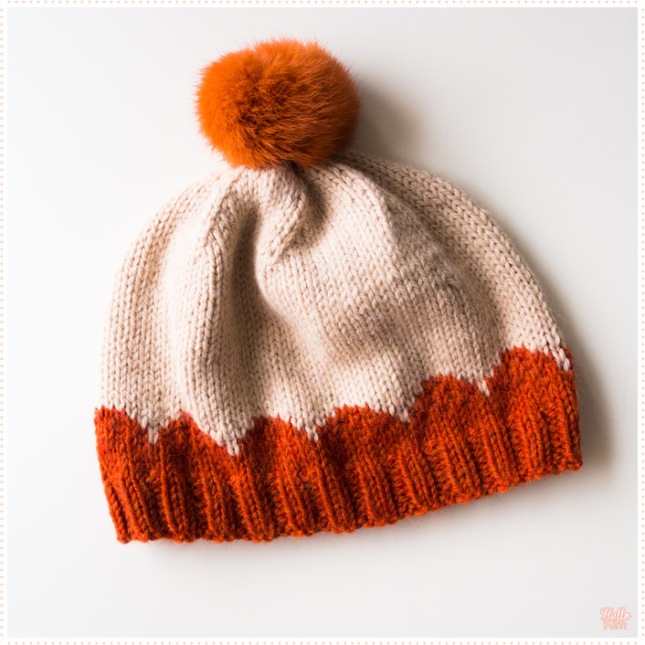 Tricot Le bonnet Made in Japan « Hello Kim ! a76f8209c0b