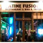 <span>Table</span> Latin Fusion à Bastille