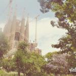 <span>Barcelone</span> La Sagrada Familia