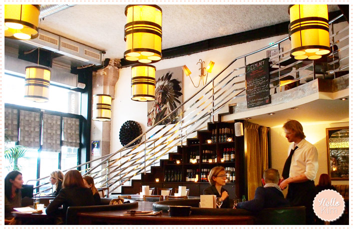 Restaurant Le Belmont - Salle principale - HelloKim