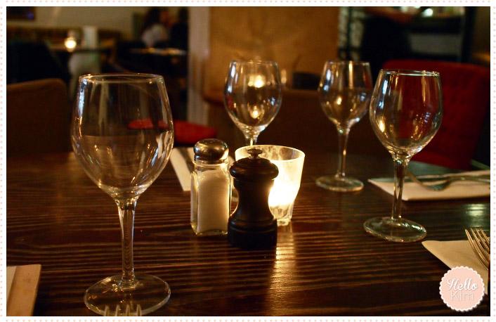 Restaurant Le Belmont - Dressage - HelloKim