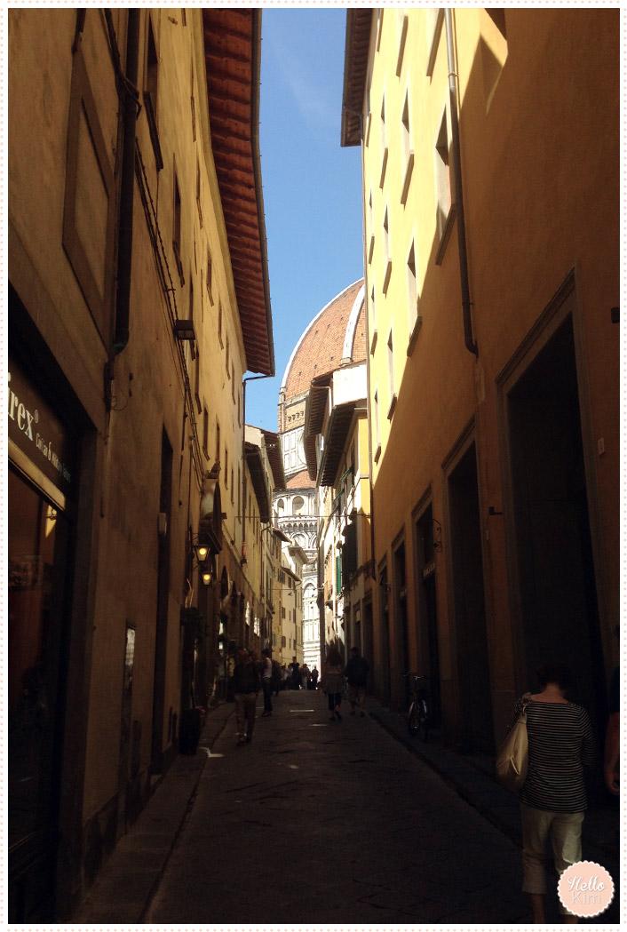 Florence 05.2014 - Vue sur le Duomo, cathédrale Santa Maria del Fiore