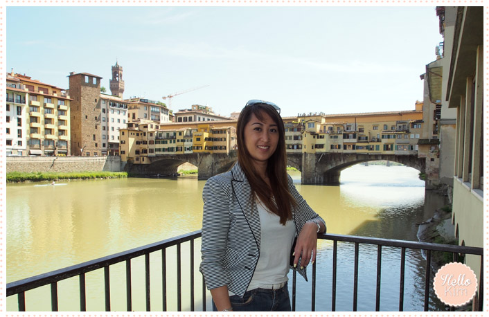 Florence 05.2014 - Ponte Vecchio