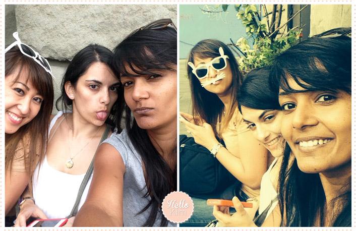 Florence 05.2014 - Selfies