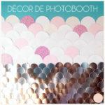 <span>Diy d'anniversaire</span> Comment faire un décor de fond pour un photobooth ?
