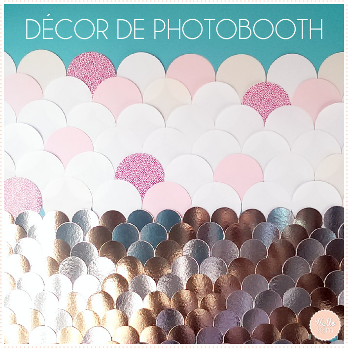 diy d anniversaire comment faire un d cor de fond pour un photobooth hello kim. Black Bedroom Furniture Sets. Home Design Ideas