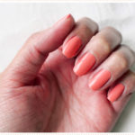 <span>Manicure</span> The pink corail