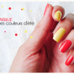 <span>Manicure</span> I want summer colors<