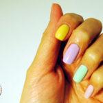 <span>Manicure</span> Multipastel