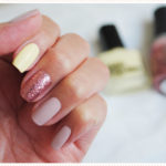<span>Manicure</span> Sweet and sparkling