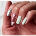 <span>Nail art</span> Pastel is the new black