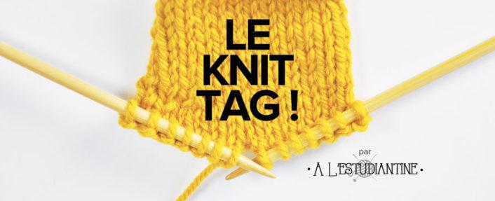 Knit Tag par L'estudiantine